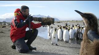 Roie Galitz - Photography and Adventure Talks