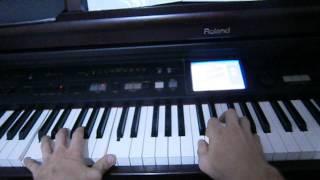 Come Unto Christ (FSY 2014) Piano cover (with Oboe for melody)