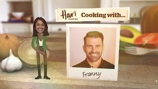Cooking With Francis Benali