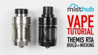 Digiflavor Themis RTA Video
