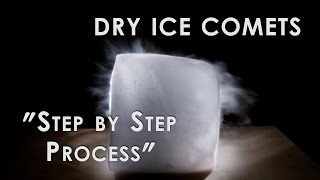 How to make Dry Ice Comets | Shanks FX | PBS Digital Studios