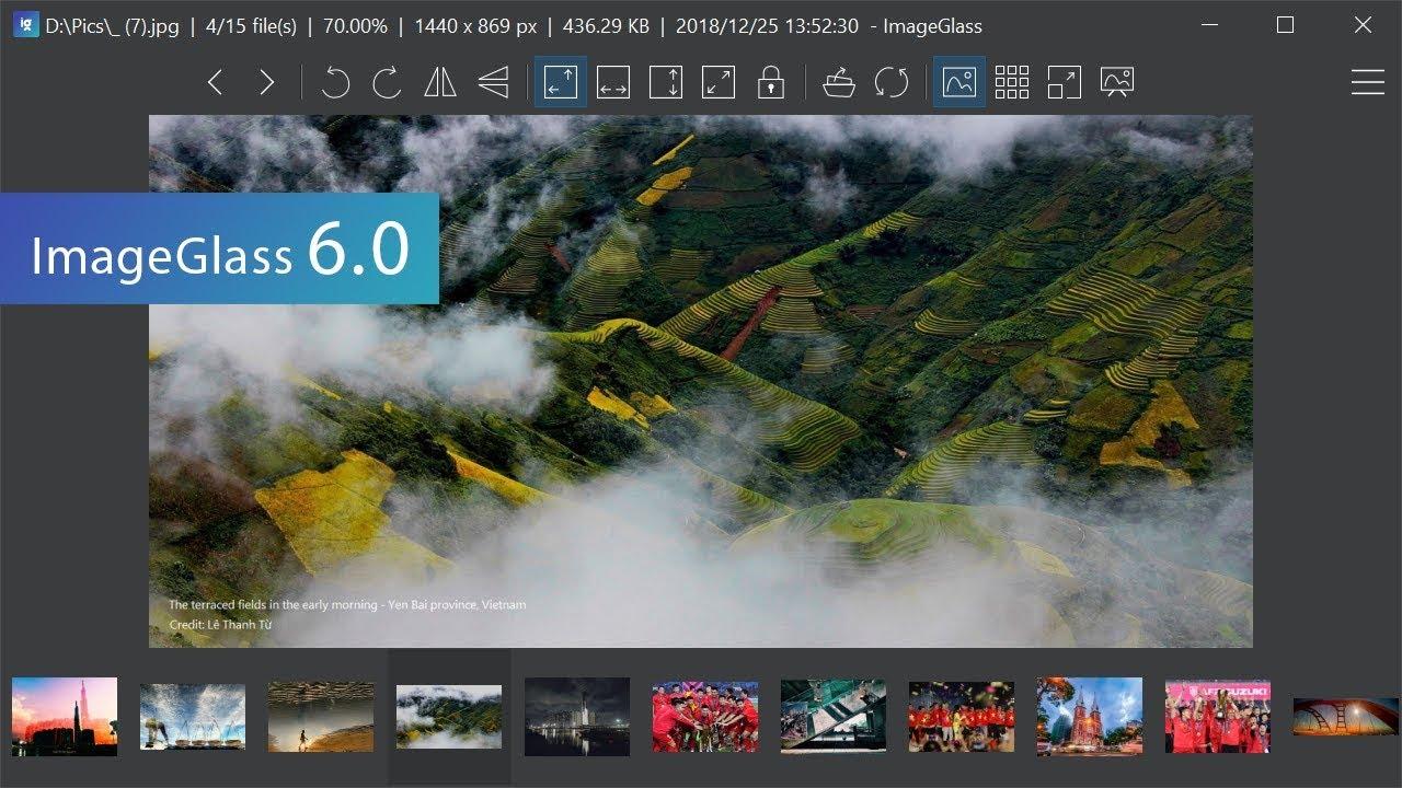 What's new in ImageGlass 6 0 - A lightweight, versatile image viewer