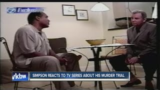 Oj simpson reacts to tv series