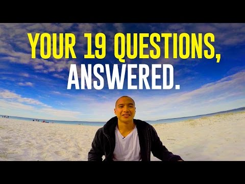 Your 19 Questions, Answered By Ram Castillo – AMA Series #1