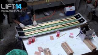 How Skis Are Made - Moment Skis (short Version)