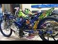 WOWw Honda Sonic 300cc Mac23 Garapan THAILAND Drag Bike FFA