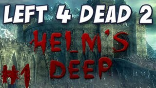Yogscast - Left 4 Dead 2 - Helm's Deep Part 1 - And my chainsaw! thumbnail