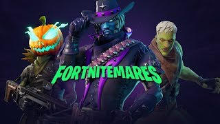 Fortnitemares! Save the world pve (part 1)