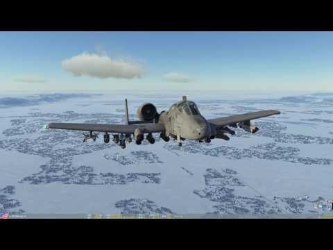 DCS A-10C: Operation Piercing Fury Mission 12: Juggernaut Part 1