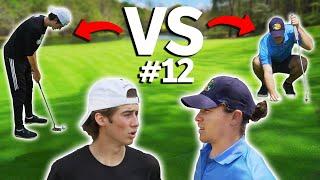 Does Garrett Finally Win? | Sunday Match #12 | Garrett VS Micah