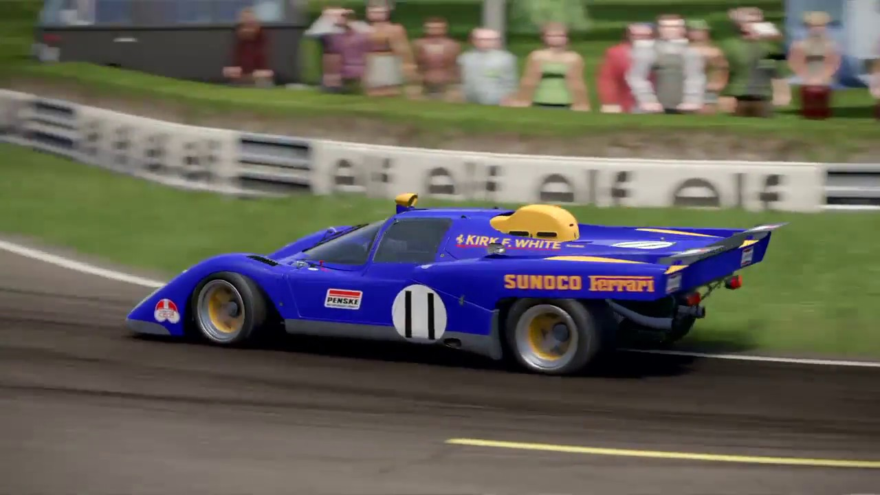 project cars 2 time trial 1970 leman in the ferrari 512m [ 1280 x 720 Pixel ]