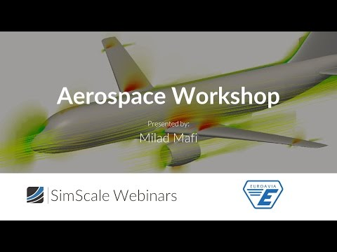Aerospace Workshop II feat. EUROAVIA (Session 2) ― Structural Analysis of a Jet Engine Bracket
