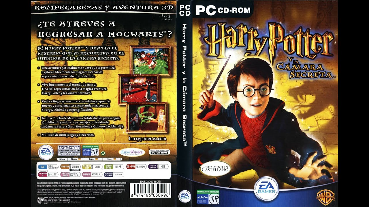 Descargar Harry Potter 2 Y La Camara Secreta Mediafire By Fermedina90