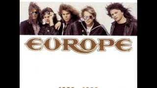 Europe Yesterdays News (with lyrics)