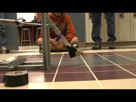 Texas Torque 2010 Pneumatic Kicker Test