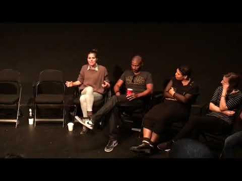 """7 Stages Theatre """"Art of Activism"""" Discussion Part 4:  Director Rebekah Suellau"""