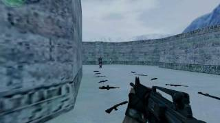 Counter Strike 1.8 Gameplay HD