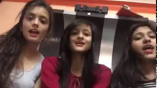 Cute Indian girls Sexy Comedy Performance better than Dhinchak Pooja and Pardesi Girl