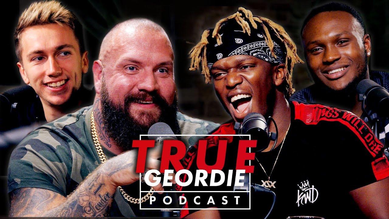 KSI x MINIMINTER x VIDDAL | True Geordie Podcast #122