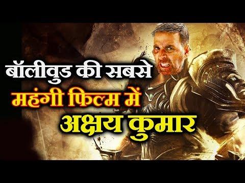 Akshay Kumar SIGNS YRF'S BIG BUDGET Period Drama Film  Breaking