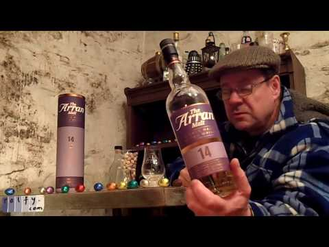 ralfy review 642 - Isle Of Arran 14yo @ 46%vol 2017