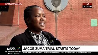 Zuma -Thales trial | Adv Makhosazana Mbonani