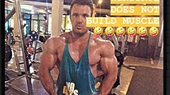 WINSTROL STEROID DOES NOT BUILD MUSCLE