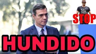 ¡VARAPALO BRUTAL! EL SUPREMO DEJA EN RIDÍCULO A PEDRO SÁNCHEZ y su DECRETAZO.