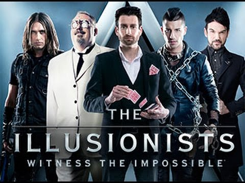The Illusionists trailer - Coming to London's West End Nov 2015
