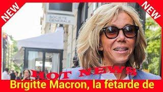 Brigitte Macron, la fêtarde de l'Elysée : la Première dame au festival Solidays pour la bonne cause