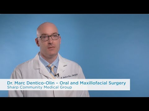 Dr. Marc Dentico-Olin, Oral and Maxillofacial Surgery