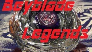Beyblade Legends Hyperblades DIABLO NEMESIS X:D Unboxing!