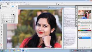 Photoshop Tutorial In Hindi for Beginners & How To Clear Document With Adobe Photoshop