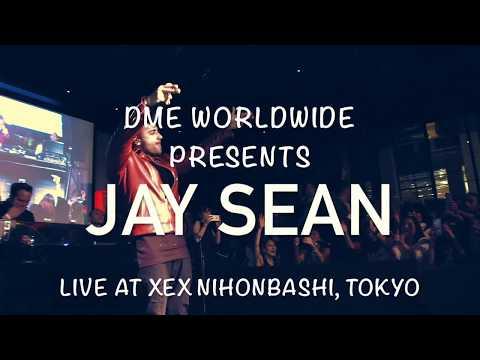 JAY SEAN LIVE AT XEX