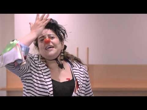 DFI Clown Workshop: Introducing the Clown