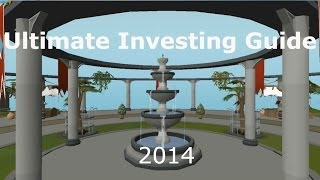 Runescape | Ultimate Investing Guide | 2014