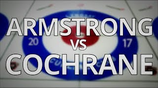 ONT Senior Curling - Armstrong vs Cochrane