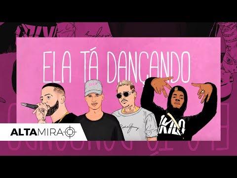 Pelé Milflows, Kenai, Rafael Valente e B.L.U.N.T. - Ela Tá Dançando (Prod. UMBeats)