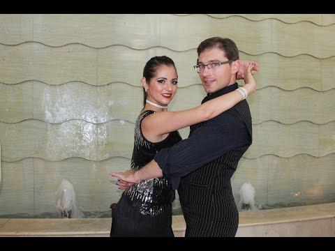 "Egor Belashov & student Samanta - Argentine Tango & Salsa - ""Canada Superstars 2016"" Showcase"
