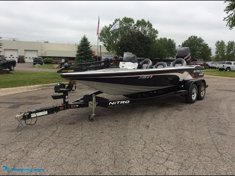2013 Nitro Z-8 | For Sale | Online Auction