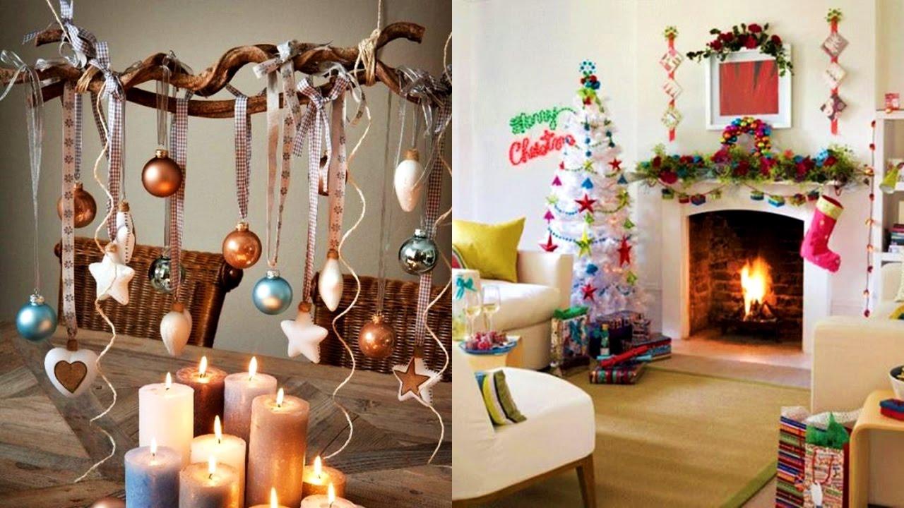 las mejores decoraciones navide as 2016 youtube