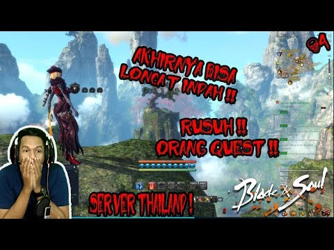 Ngerusuhin Orang Quest ! Warlock - Blade And Soul[TH] MMORPG Gameplay *Indonesia #4
