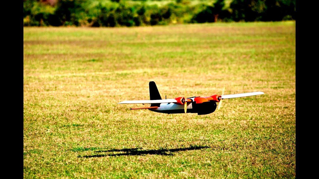 MTD UAV - Pixhawk - Landing In Stabilize Mode