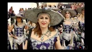 Moros y Cristianos de Benamaurel 2012.flv