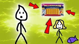 500 € TICKETS A GRATTER CHALLENGE EN COUPLE !!!!