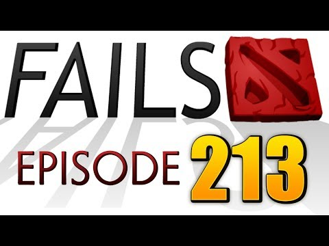 Dota 2 Fails of the Week - Ep. 213 (No Faceless Void edition) thumbnail