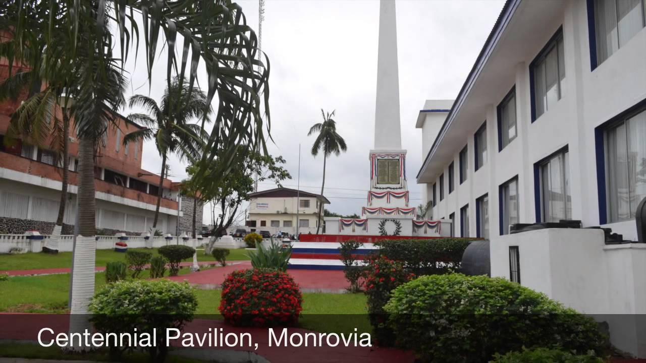 Image result for centennial pavilion liberia