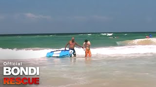 'H' Lifeguard Test | Bondi Rescue S8 E1