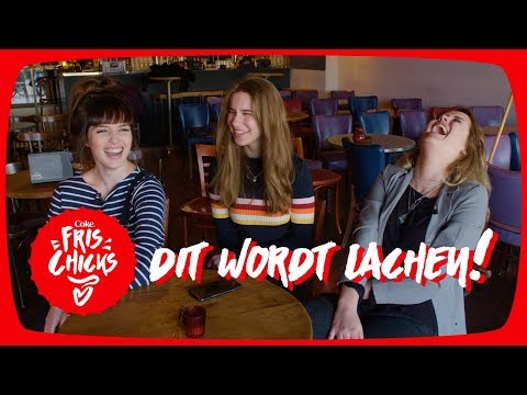 STAND-UP COMEDY in een VOLLE ZAAL! -FrisChicks #5