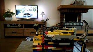 LEGO Mindstorms - Drive simulator